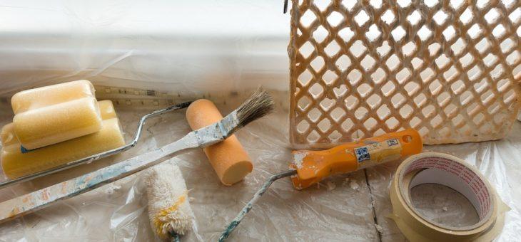 Sprzątanie po budowach i remontach